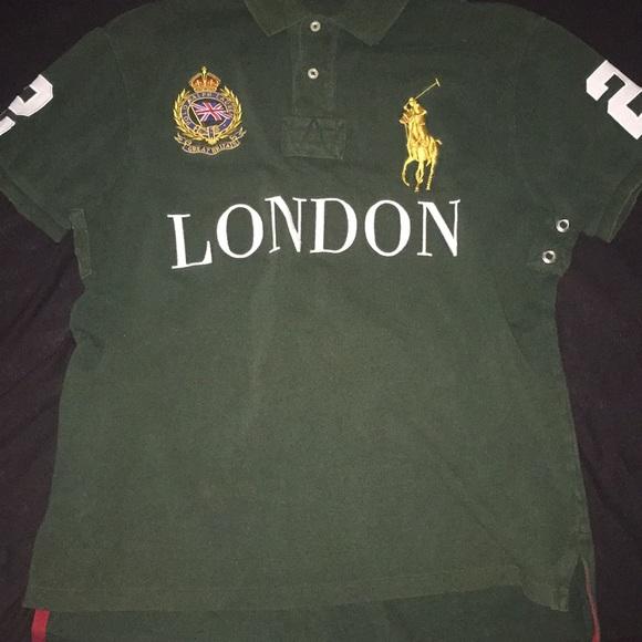 Ralph Shirt Lauren Lauren Ralph Polo Ralph Polo Shirt Shirt Lauren Polo Ralph YDIWEH29